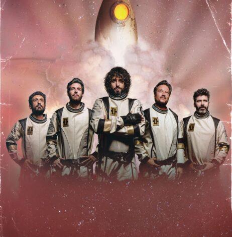 foto izal astronautas